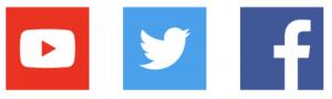 logo sociale media