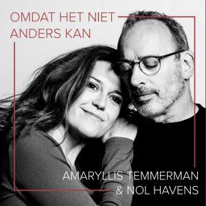 Amaryllis Temmerman en Nol Havens - Omdat het niet anders kan... Cover
