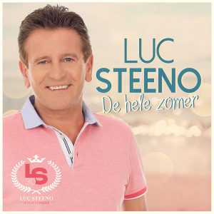 Luc Steeno - De Hele Zomer Cover