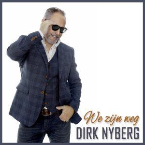 cover - Dirk Nyberg - We Zijn Weg