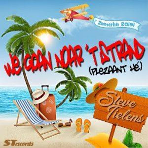 cover - Steve Tielens - We goan noar 't strand