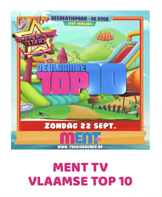 Jumping With The Stars - MENT TV De Vlaamse Top 10