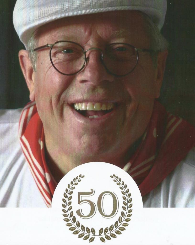 Juul Kabas - 50 jaar carrière