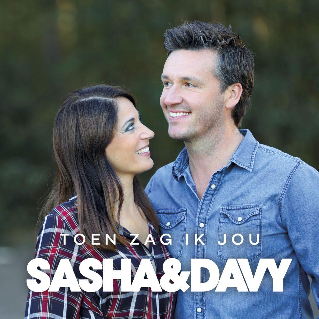 cover - Sasha & Davy - Toen Zag Ik Jou