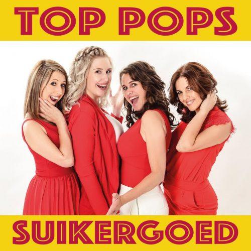 cover - Top Pops - Suikergoed