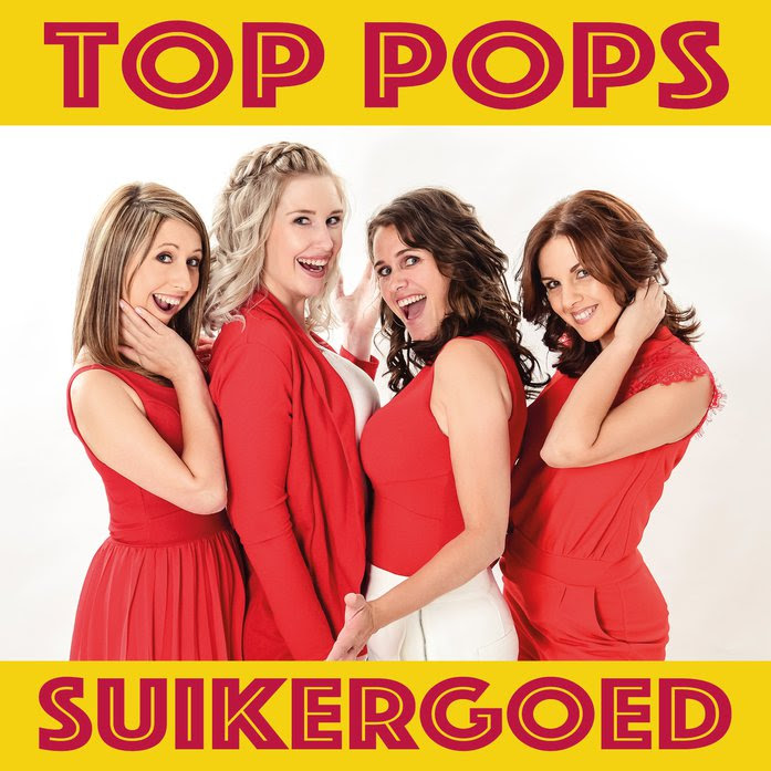 cover - Top Pops - Suikergoed