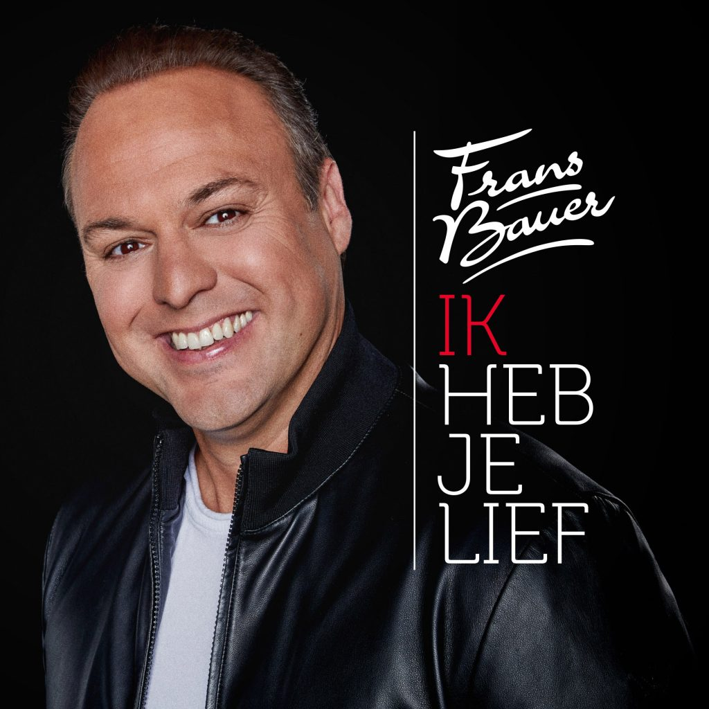 cover - Frans Bauer - Ik Heb Je Lief