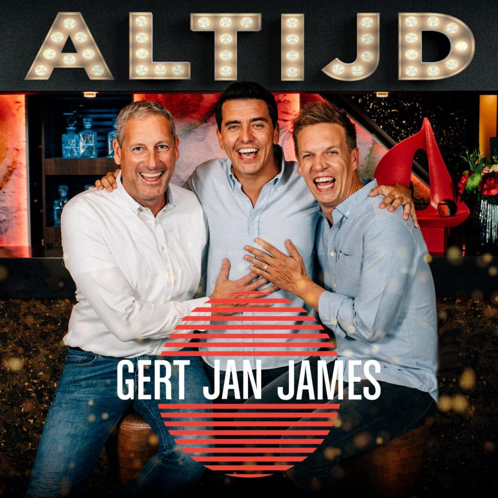 cover - Gert, Jan, James - Altijd