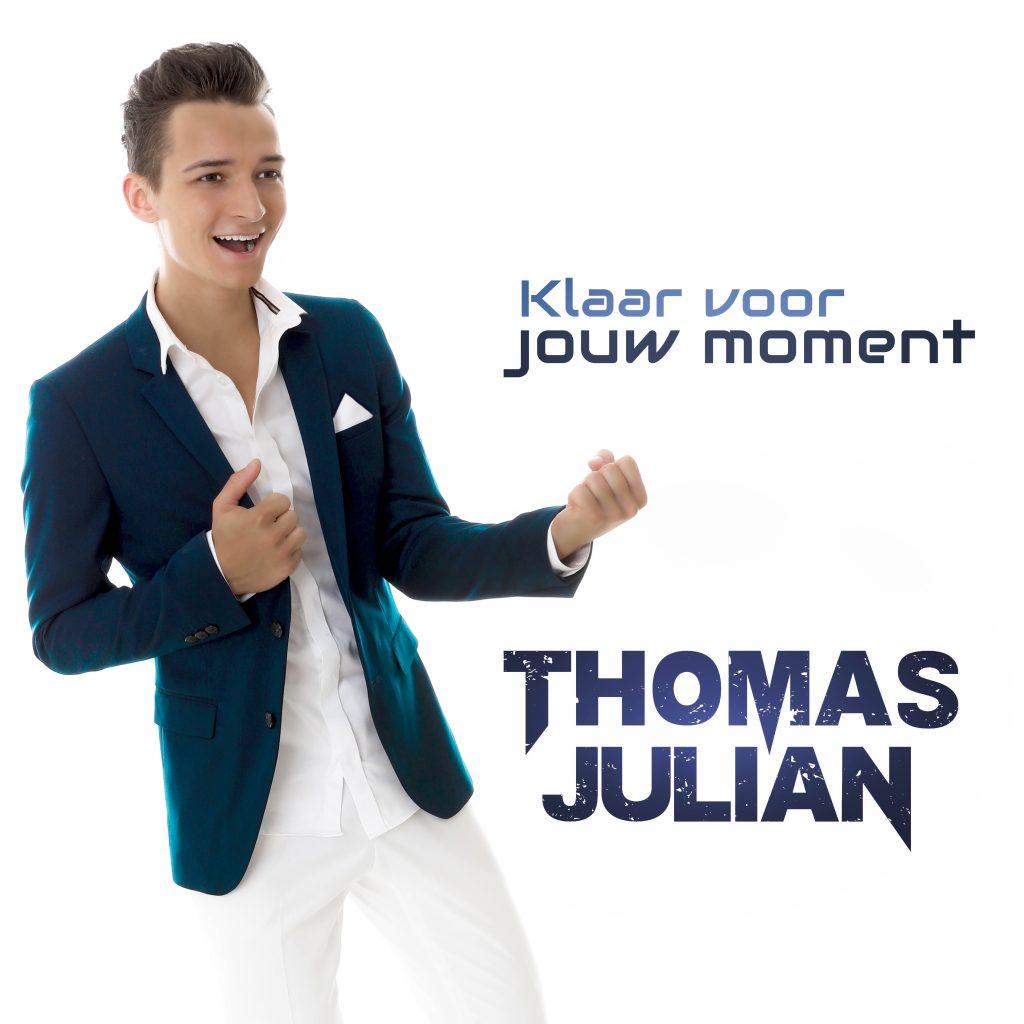 cover - Thomas Julian - Klaar Voor Jouw Moment