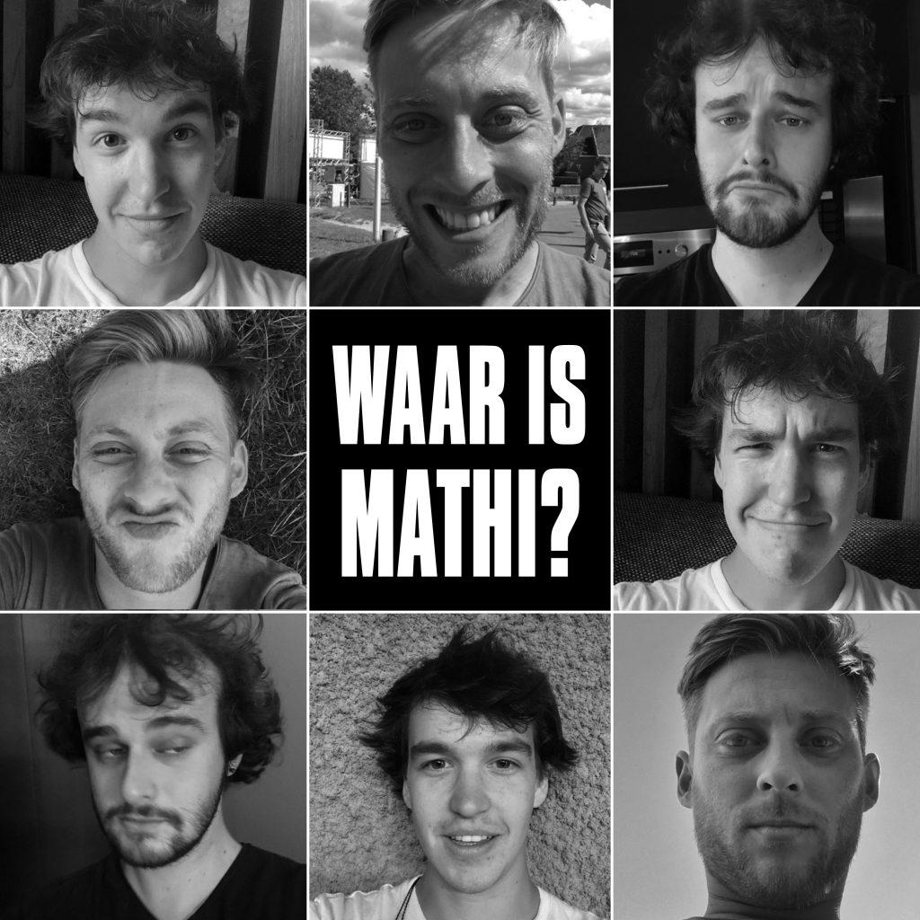 cover- Mathias Vergels - Waar Is Mathi