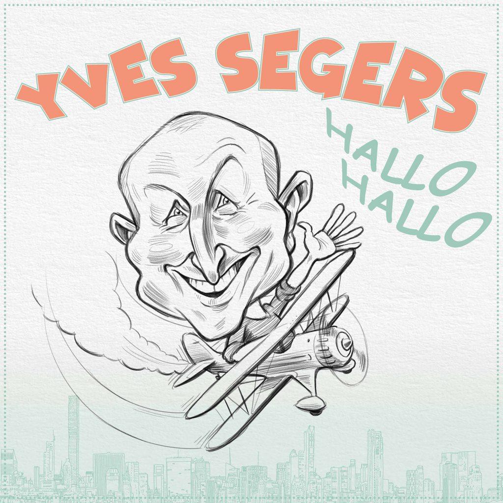 cover - Yves Segers - Hallo Hallo