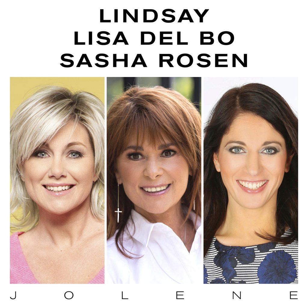 cover - Lindsay, Lisa del Bo, Sasha Rosen - Jolene