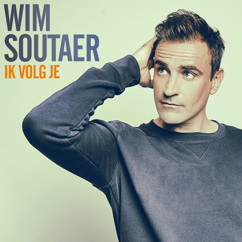 cover - Wim Soutaer - Ik Volg Je