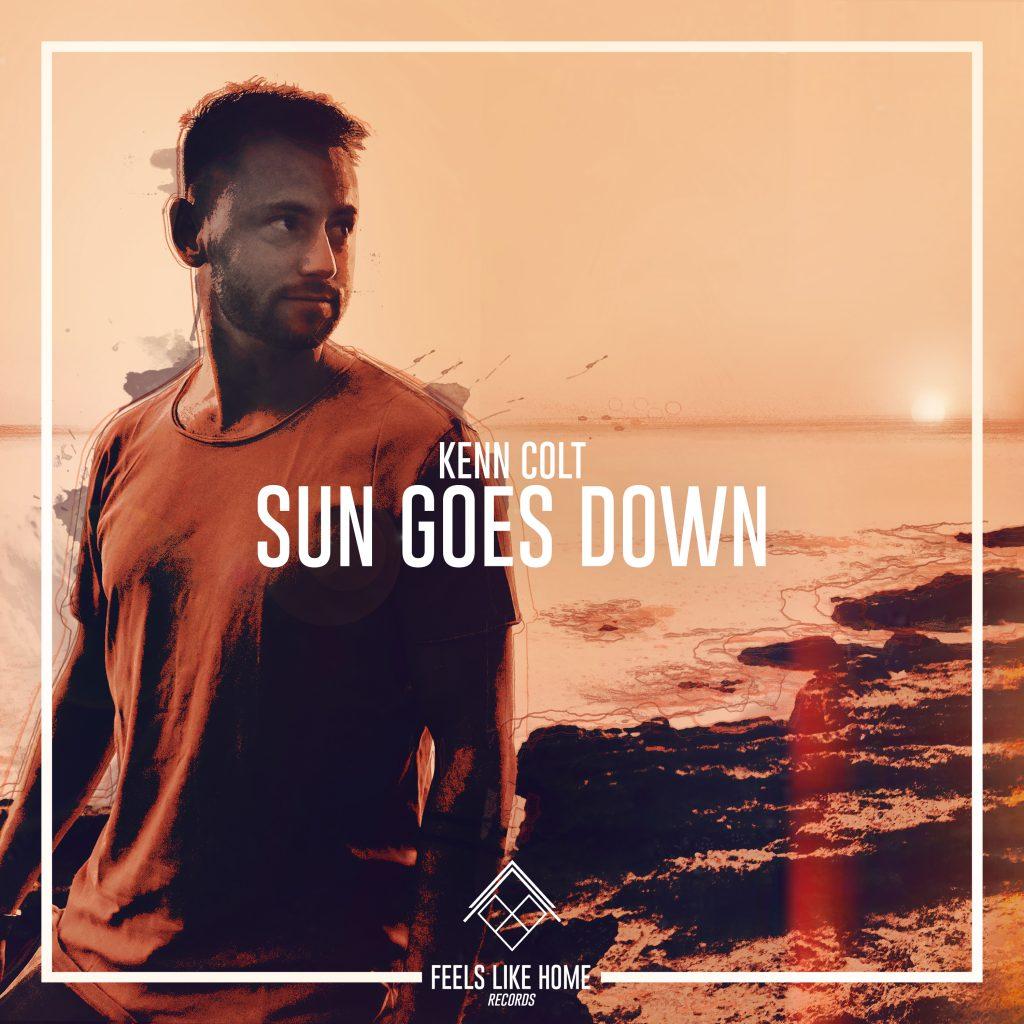 cover - Kenn Colt - Sun Goes Down