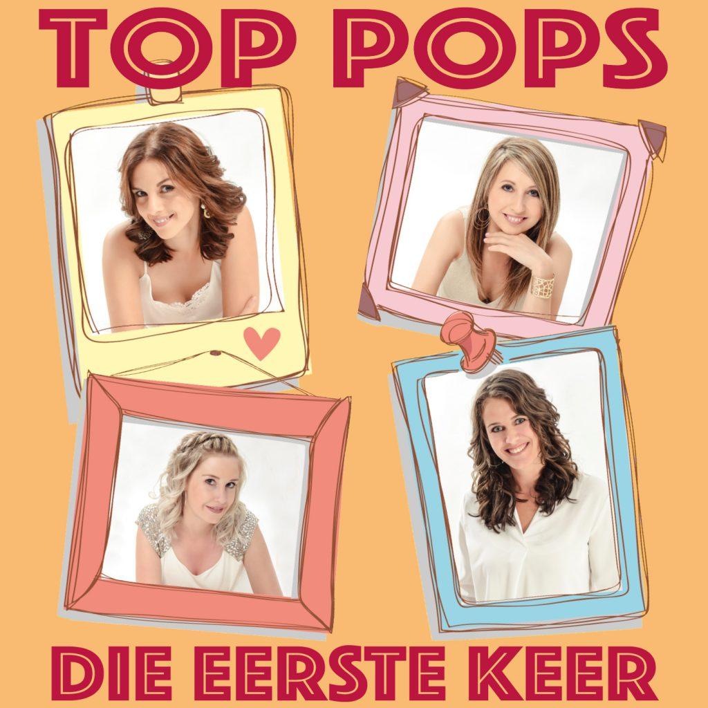 cover - Top Pops- Die Eerste Keer