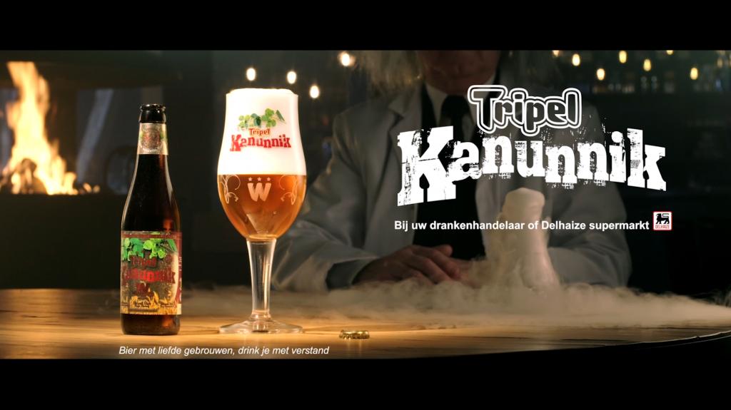 Brouwerij Wilderen - Tripel Kanunnik