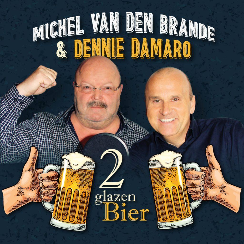 Dennie Damaro en Michel Van den Brande - 2 Glazen Bier