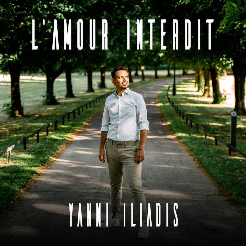 cover - Yanni Iliadis - L'Amour Interdit