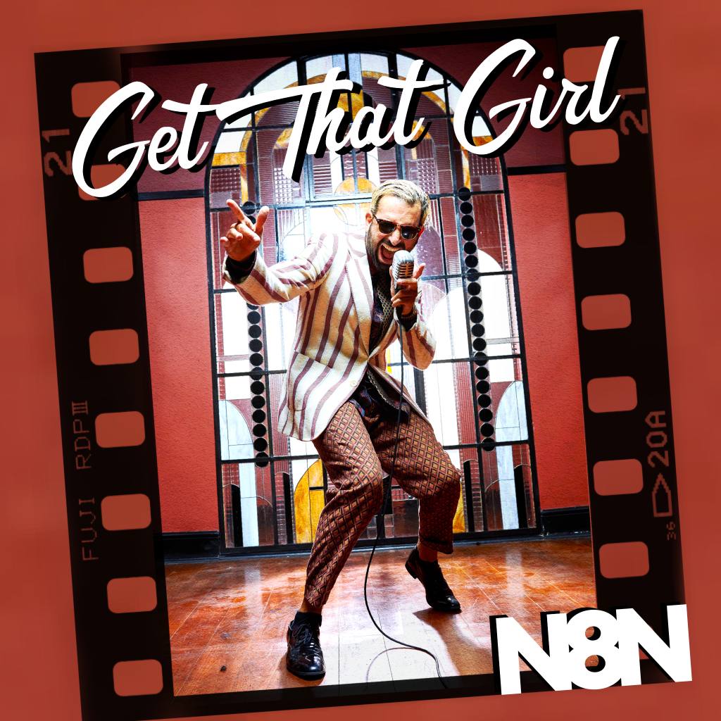 cover - N8N - Get That Girl