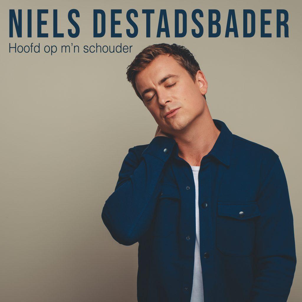cover - Niels Destadsbader - Hoofd Op M'n Schouder