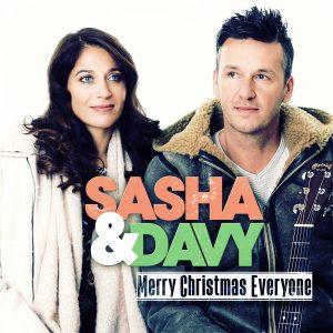 cover - Sasha & Davy - Merry Christmas Everyone