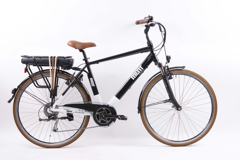 foto e bike middenmotor man 2