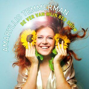cover - Amaryllis Temmerman - De Ver Van Mijn Bed Show